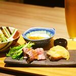 ゆば料理 東山ゆう豆 - 京のちょいのみセット