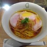 130777804 - 醤油らぁ麺