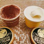 Hilo Homemade Ice Cream - 料理写真: