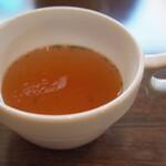 トリケラ デュエット - ランチのスープ