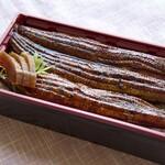 京会席 銀明翠 - 料理写真:鰻重