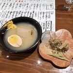 おでんや 三徳六味 - 料理写真: