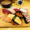 Daiwasuisan - 料理写真:ランチのにぎり