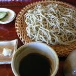 そば家 和味 - 野菜天ぷら付きせいろ の 蕎麦