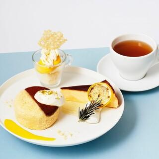 チーズケーキフェア『CHEESEmeetsCAKE』開催!!