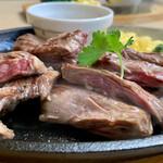 Shiroganekohiten - 道産牛フィレステーキ150g
