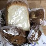 自家製酵母パン パン工房 稔 - 料理写真: