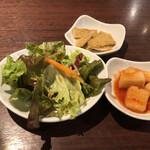 炭火焼肉・韓国料理 KollaBo - ランチセット
