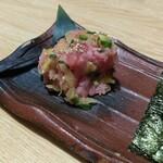 tempurakaisenjizakeiyasaka - お通し