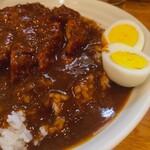 カレーハウス キラリ - ♦︎カツカレー大盛り ¥1,150