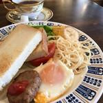 カフェ レストラン ロワール - 料理写真:モーニング
