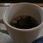 喫茶・軽食 未貴 - ワカメスープ