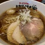 ラーメンラボ。ヒカリノサキ - 鶏醤油ラーメン