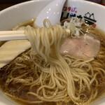 ラーメンラボ。ヒカリノサキ - 麺は、京都の麺屋棣鄂(ていがく)製!