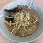 ラーメンショップ - 料理写真:ネギラーメン(並)730円