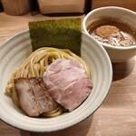 130819362 - 魚介とんこつつけ麺(並)