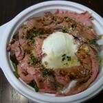 130821537 - ローストビーフ丼