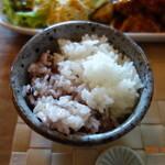 みやもと - 白米と雑穀米