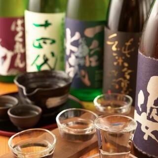 かなえ厳選日本酒