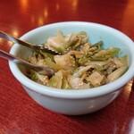 中華風家庭料理 ふーみん - ザーサイ