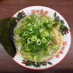 背脂醤油ラーメン 谷口商店 - 料理写真:鶏醤油