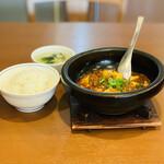 藍天 - 料理写真:お料理