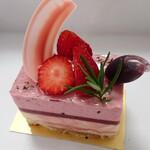 アニバーサリー - 苺のフロマージュ