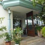 メゾン・ド・タカ芦屋 - お店の入り口