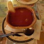 13083869 - ひよこ豆のスープ