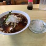 竹岡らーめん - 料理写真: