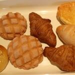 焼きたてパン サクラ - 料理写真:
