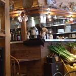 MK Farmers&Grill - キッチン