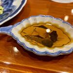 お料理ひろ岡 - お醤油から透ける世界