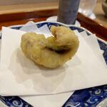 お料理ひろ岡 - なんやっけ?魚やで(⌒-⌒; )けっこう肉厚ボリューミー