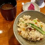 お料理ひろ岡 - ちっちゃいお味噌汁好き