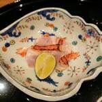 130838119 - 銚子炙り金目鯛
