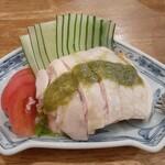 Meirin - 鶏の山椒ソース