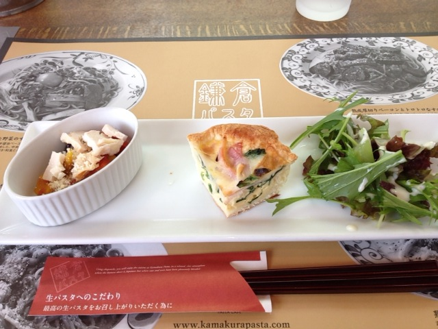 鎌倉パスタ 春日井店