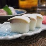 Kuchihacchoukazeyasugihara - 鯖寿司
