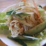 リトルバンコク - ランチA:サラダ