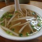 リトルバンコク - 炒飯のスープ
