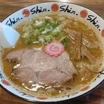 拉麺Shin. - 美味しくて参る(by 相棒)