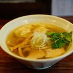 純手打ち 麺と未来 - 料理写真: