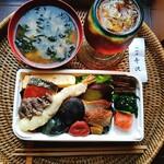 御料理 寺沢 - おうちで、味噌汁とアルコールと一緒に