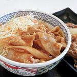 吉野家 - 豚生姜丼