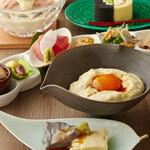 ゆば料理 東山ゆう豆 - お料理