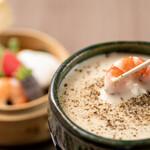 ゆば料理 東山ゆう豆 - 豆乳フォンデュ
