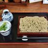 京味菜 わたつね - 料理写真:●石臼挽き 手打ち二八蕎麦 せいろ 大盛 ¥1000税込