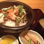 13086217 - 石焼豚キムチ丼950円