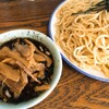 丸長中華そば店 - 料理写真:メンマつけ麺の大盛